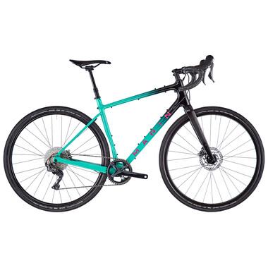 Vélo de Gravel MARIN BIKES HEADLANDS 2 Shimano GRX 42 Dents Vert/Noir 2021